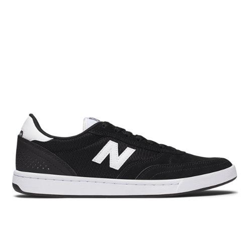 New Balance 440 Men's Numeric Shoes - Black / White (NM440BLW)