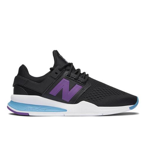 New Balance 247 Tritium Women's Sport Style Shoes - Black (WS247FF)
