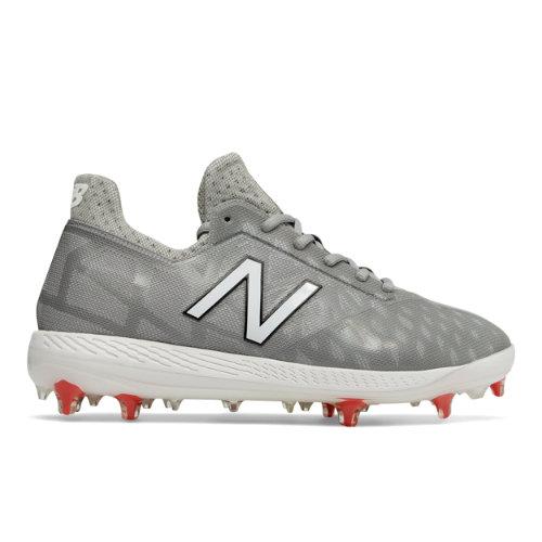 New Balance NB COMP Men's Low-Cut Cleats Shoes - Grey / White (COMPTG1)