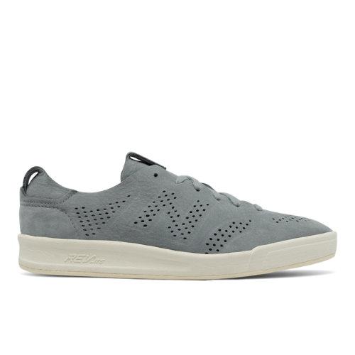 New Balance 300 Deconstructed Nubuck Men's Court Classics Shoes - Grey (CRT300DV)