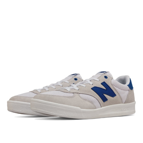 New Balance 300 Men's Shoes - White / Blue (CRT300GD)