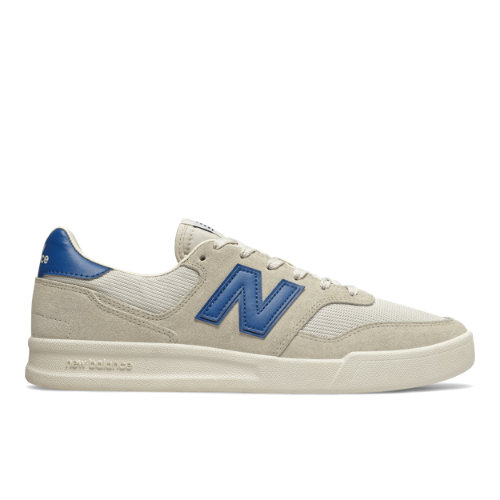 New Balance 300 Men's Court Classics Tennis Shoes - Off White (CRT300YC)