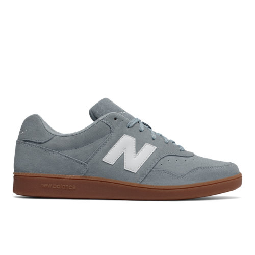 New Balance Split Suede 288 Men's Court Classics Shoes - Grey Blue / White (CT288OEA)
