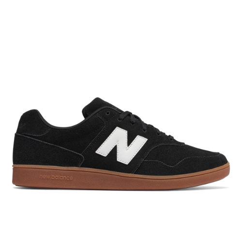 New Balance Split Suede 288 Men's Court Classics Shoes - Black ...