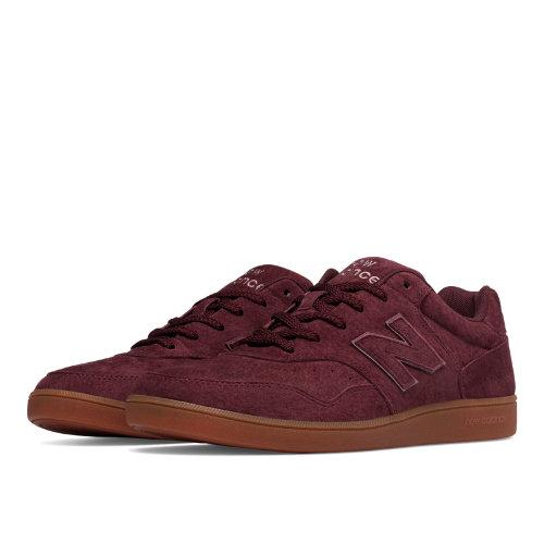 New Balance 288 Men's Court Classics Shoes - Burgundy (CT288R)