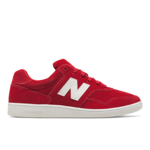 New Balance 288 Suede Men's Court Classics Shoes - Red / White (CT288RW)