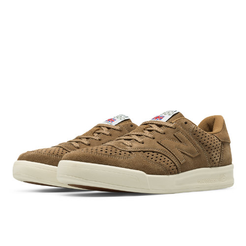New Balance 300 Men's Made in UK Shoes - Oatmeal (CT300SLB)
