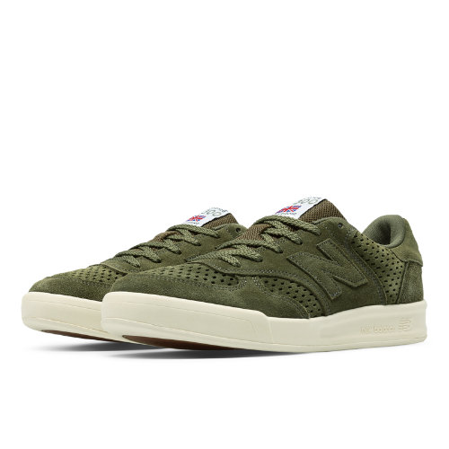 New Balance 300 Men's Made in UK Shoes - Military Olive (CT300SMG)