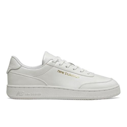 New Balance CTAlley Men's Court Classics Shoes - White (CTALYCD)