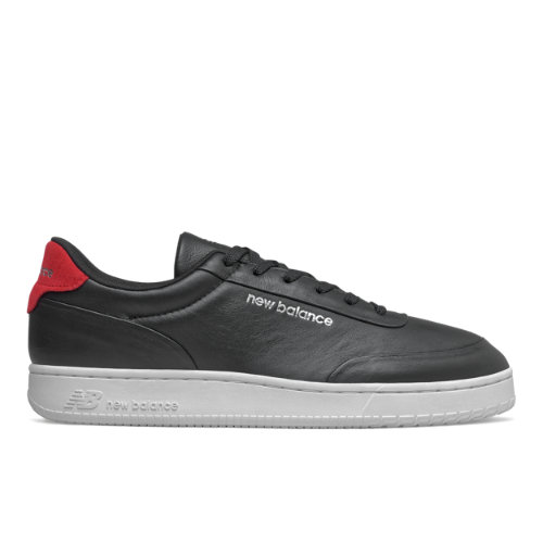 New Balance CTAlley Unisex Court Classics Shoes - Black / Red (CTALYMAD)