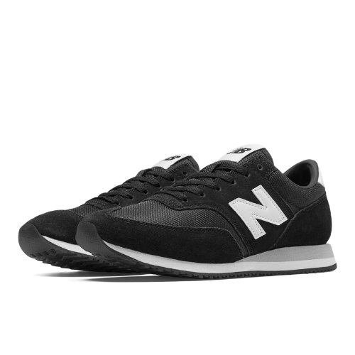 New Balance 620 Women's Running Classics Shoes - Black (CW620BLK)