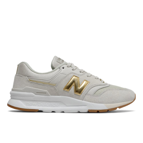 New Balance 997H Women's Lifestyle Classics Shoes - Grey (CW997HAG)