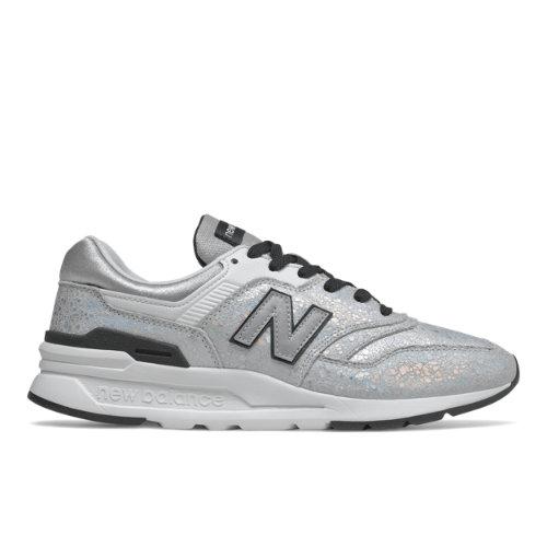 New Balance 997H Women's Classics Shoes - Silver (CW997HCF)