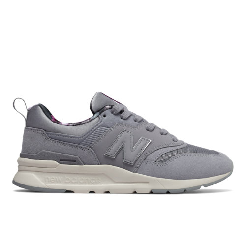 New Balance 997H Women's Lifestyle Shoes - Grey (CW997HXA)