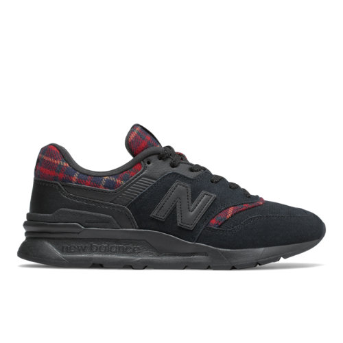 New Balance 997H Women's Classics Shoes - Black (CW997HXB)