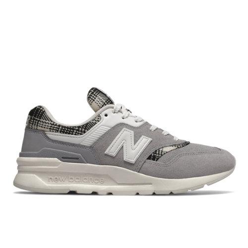 New Balance 997H Women's Classics Shoes - Grey (CW997HXC)