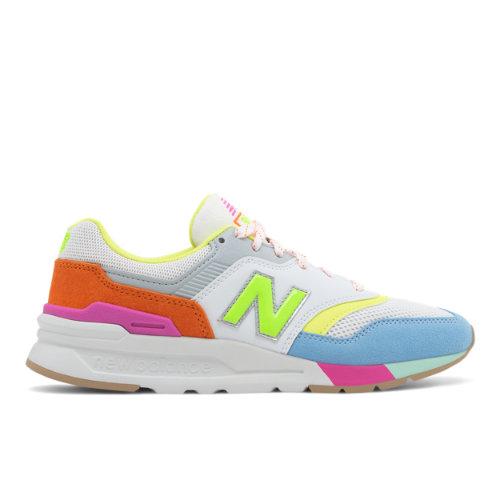 New Balance 997H Women's Classics Shoes - White (CW997HYC)