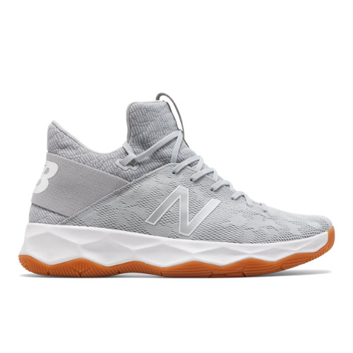 New Balance Freeze Box 2.0 Men's Lacrosse Shoes - Grey (FREEZBG2)