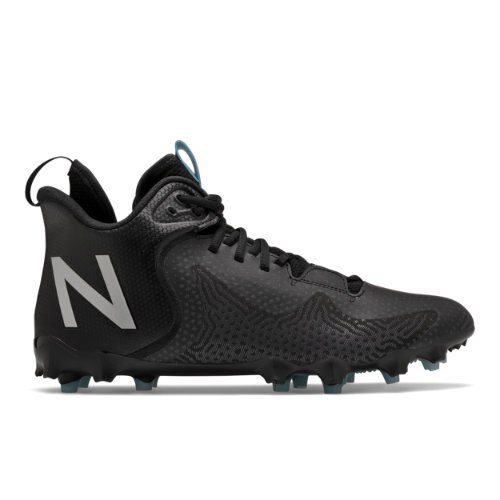 New Balance Freeze LX v3 Men's Lacrosse Shoes - Black (FREEZBK3)