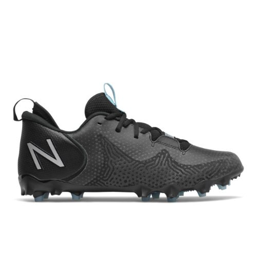 New Balance FreezeLX V3 Low Men's Lacrosse Shoes - Black (FREEZLB3)