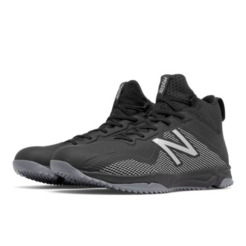 New Balance FreezeLX Turf Men's Lacrosse Shoes - Black (FREEZTBK)