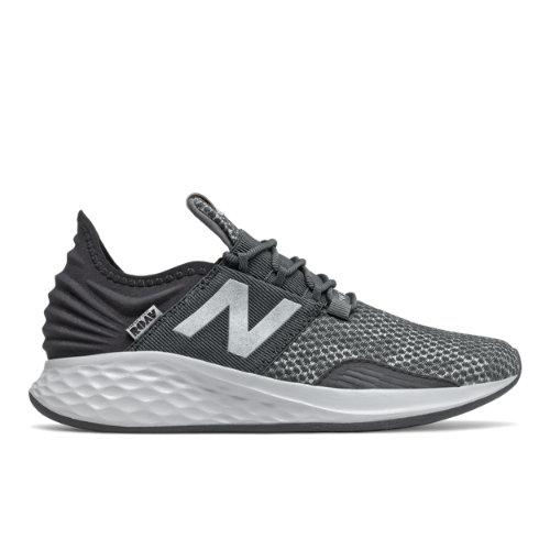 New Balance Fresh Foam Roav City Grit Kids Running Shoes - Grey (GEROVRC)