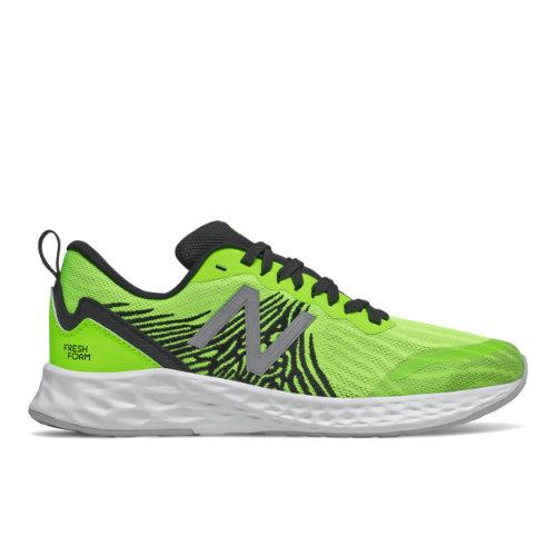 New Balance Kids Fresh Foam Tempo Kids Running Shoes - Green (GPTMPLP)