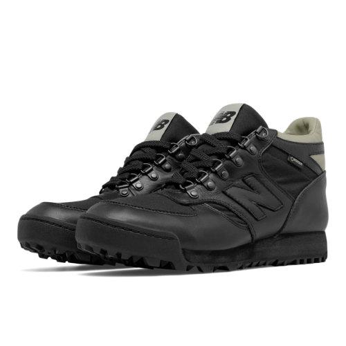New Balance Rainier Remastered Men's Outdoor Shoes - Black / Grey (HLRAINBG)
