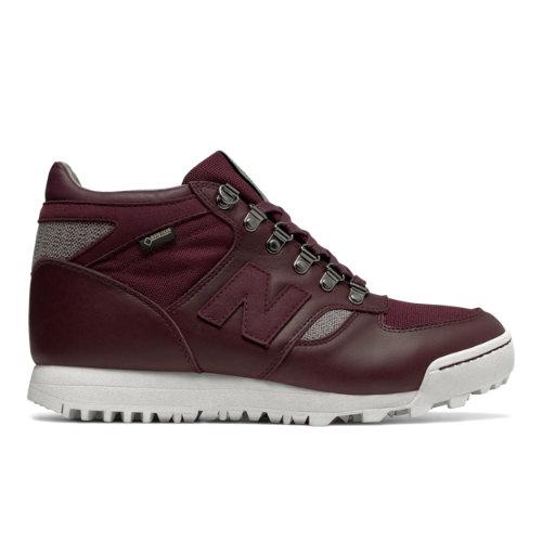 New Balance Rainier Remastered Men's Outdoor Sport Style Sneakers Shoes - Chocolate Cherry / Grey (HLRAINCC)