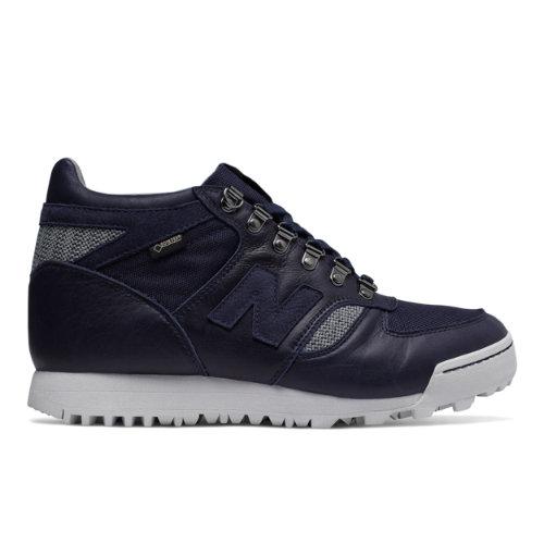 New Balance Rainier Remastered Men's Outdoor Sport Style Sneakers Shoes - Navy / Grey (HLRAINNV)