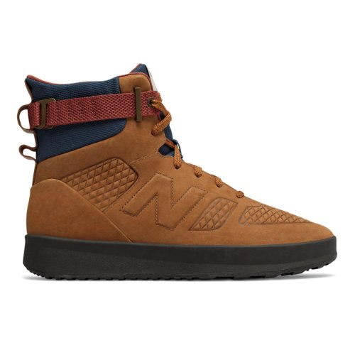 New Balance 710 Men's Sport Style Shoes - Brown Boots (HLRNALSB)