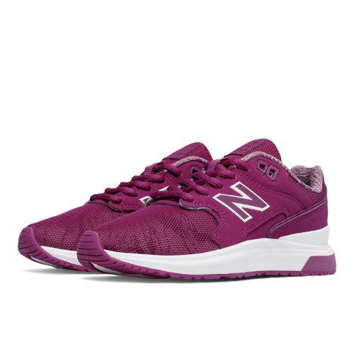 New Balance 1550 Kids Grade School Lifestyle Shoes - Purple (K1550KGG)