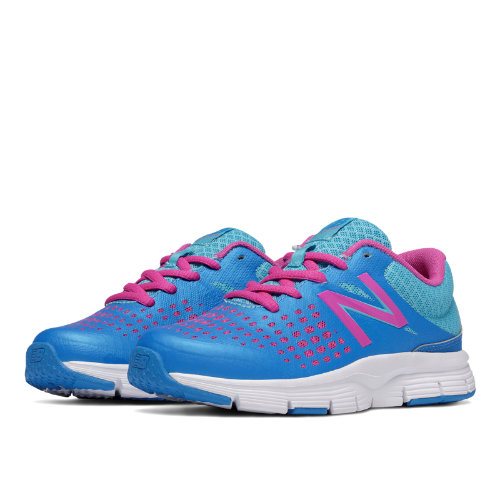 New Balance 775 Kids Grade School Running Shoes - Blue / Purple (KJ775BAY)