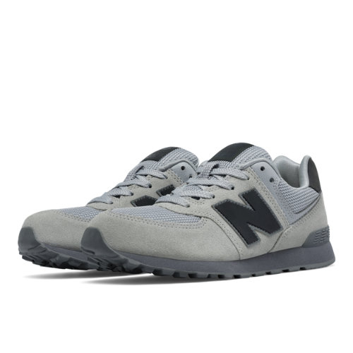 New Balance 574 Urban Twilight Kids Grade School Lifestyle Shoes - Grey (KL574UGG)