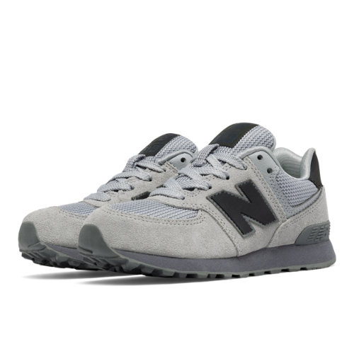 New Balance 574 Urban Twilight Kids Pre-School Lifestyle Shoes - Grey (KL574UGP)