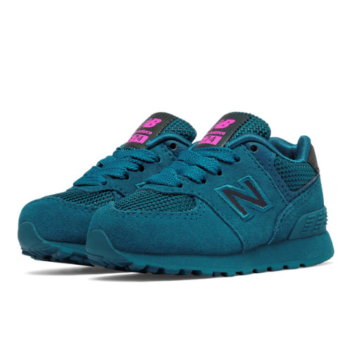 New Balance 574 Urban Twilight Kids Infant Lifestyle Shoes - Green (KL574UTI)