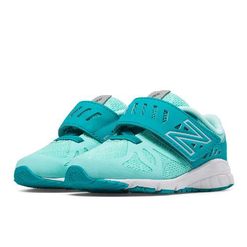 New Balance Vazee Rush Kids Infant Running Shoes - Blue (KVRUSSGI)