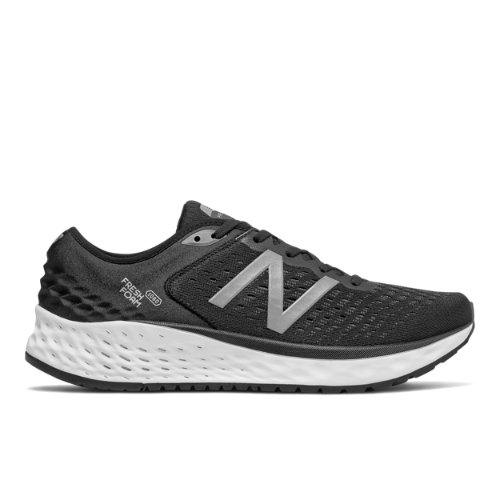 New Balance Fresh Foam 1080v9 Men's Running Shoes - Black (M1080BK9)