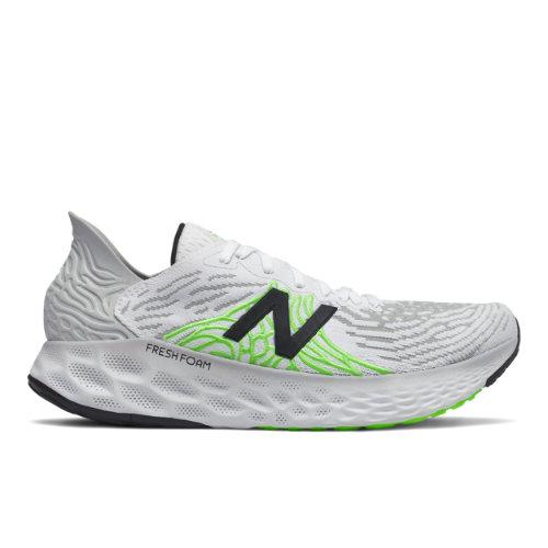 New Balance Fresh Foam 1080v10 Men's Running Shoes - White (M1080F10)