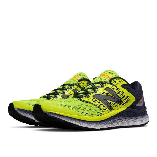 New Balance Fresh Foam 1080 Men's Shoes - Grey / Yellow (M1080GY6)