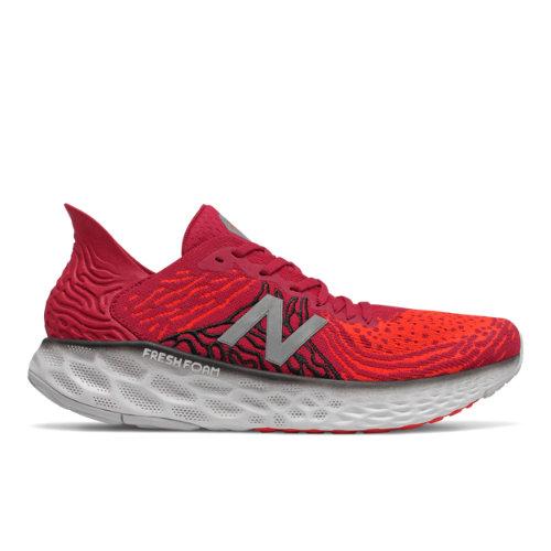 New Balance Fresh Foam 1080v10 Men's Running Shoes - Red (M1080R10)
