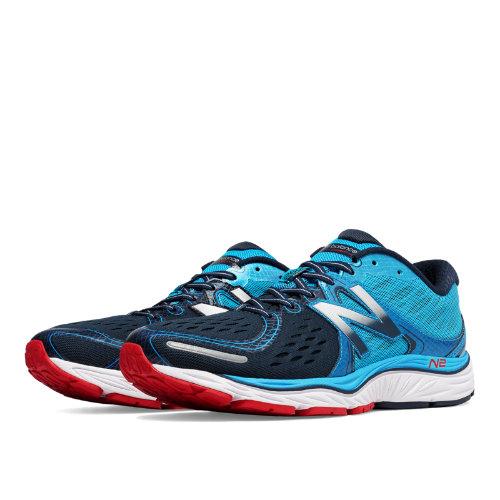 New Balance 1260v6 Men's Shoes - Blue / Dark Grey (M1260BR6)