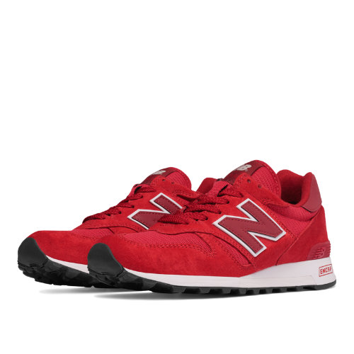 New Balance 1300 Age of Exploration Men's Made in USA Shoes - Red / White (M1300CSU)