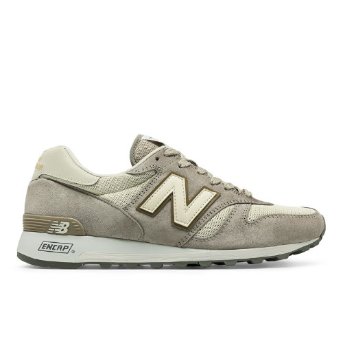 New Balance 1300 Baseball Made in USA Men's Sneakers Shoes - Grey / Gold (M1300CWB)