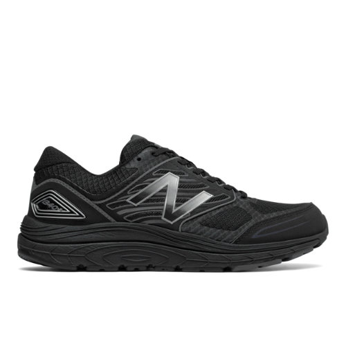 New Balance 1340v3 Men's Motion Control Running Shoes - Black (M1340GB3)
