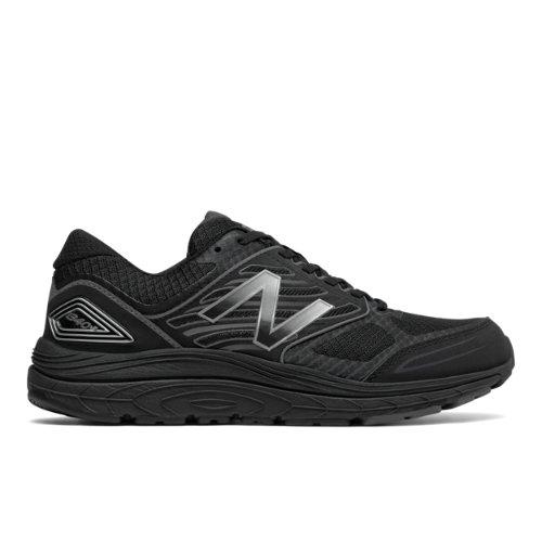 New Balance 1340v3 Men's Motion Control Running Shoes - Black (M1340GB3)