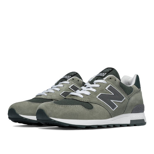 New Balance 1400 Age of Exploration Men's Made in USA Shoes - Grey / White (M1400CSP)