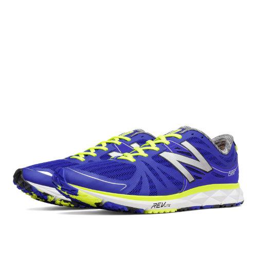 New Balance 1500v2 Men's Shoes - Blue / Hi-Lite (M1500BY2)
