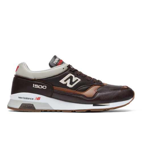 New Balance Made in UK 1500 Men's Lifestyle Shoes - Brown (M1500GNB)