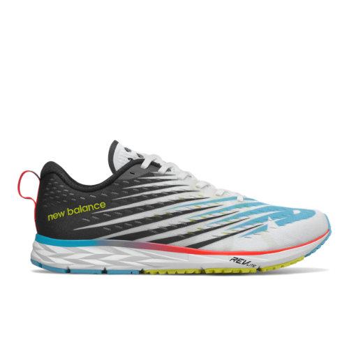 New Balance 1500v5 Men's Racing Flats Running Shoes - White (M1500WM5)